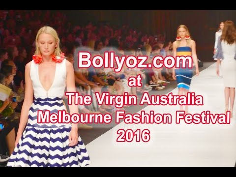 The Virgin Australia Melbourne Fashion Festival 2016 - Runway 3!