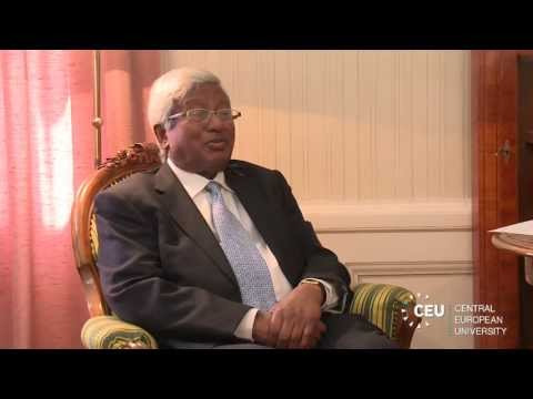 Open Society Prize Recipient: Sir Fazle Hasan Abed - YouTube