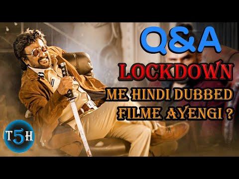 Q&A #3 - Lockdown Mein Hindi Dubbed Fime Ayengi ? || Hindi Review