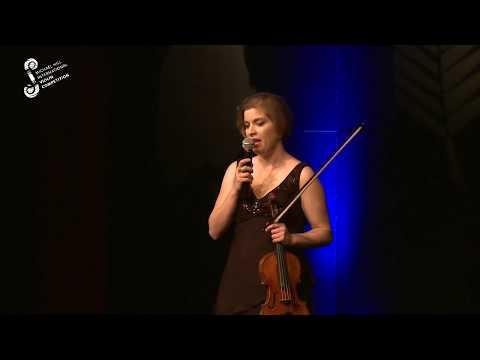 2017 Round #1 Competitor #9 I C Goicea | Bela Bartók: Tempo di ciaccona from Sonata for Solo Violin