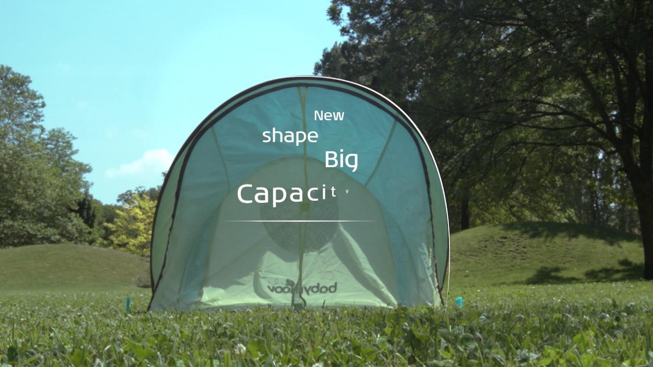 Babymoov UV Protection Tent & Babymoov UV Protection Tent - YouTube
