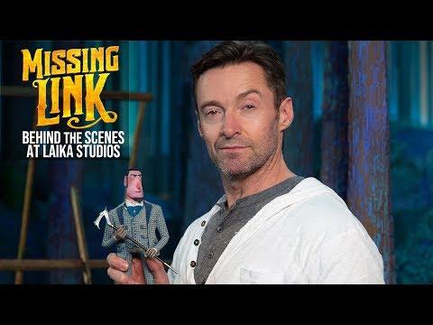 'Missing Link' Behind the Scenes at Laika Studios
