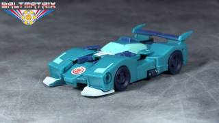 Transformers Robot In Disguise One Step Change Blurr
