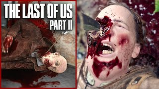 THE LAST OF US 2 - Brutal Combat & Epic Stealth Kills Vol. 9 [Cinematic Style]