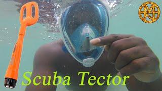 QDDA #5 - Sortie détection plage au SCUBA TECTOR de DETEKNIX