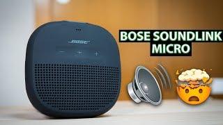 Pero...¿¡¿¡Cómo puede sonar así!?!? - Bose SoundLink Micro Análisis.
