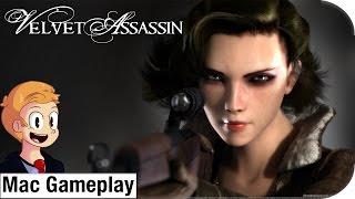 Velvet Assassin - Mac Gameplay