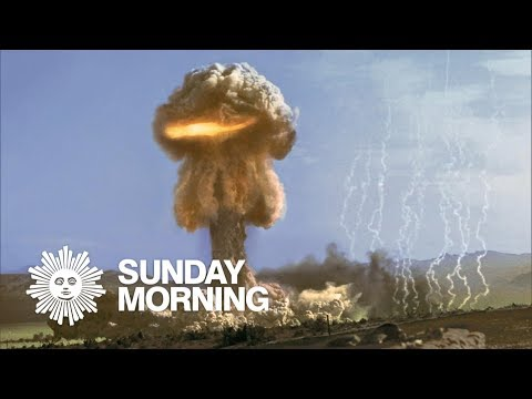 Nuclear blasts, preserved on film
