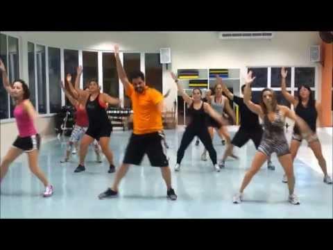 Coreografia - CCRC - Don Omar - Danza Kuduro