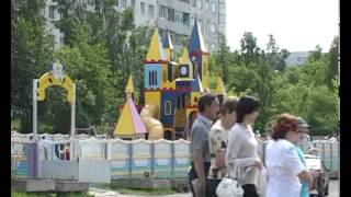 Сосновоборск  О жизни города  flv