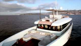 Motor yacht Kanga - Wally Ace 2013