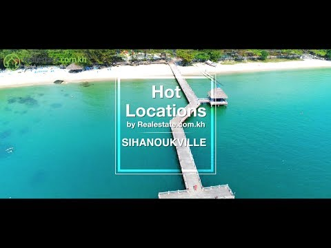 Sihanoukville, Urban & Trade Centers in Cambodia - Powered by Realesate.com.kh