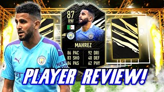 87 INFORM RIYAD MAHREZ PLAYER REVIEW! The Best Dribbler In The Game?!