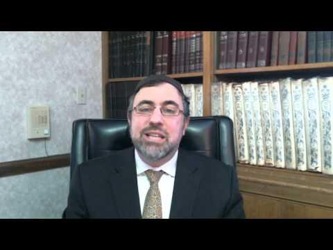 Torah Video Vort - Miketz 5773 - Rabbi Etan Tokayer