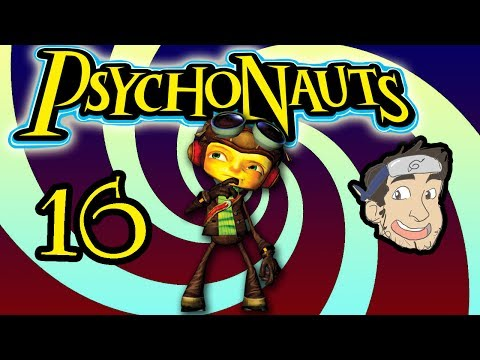 Psychonauts - Part 16 - The Play's The Thing