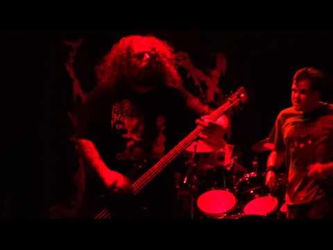 Napalm Death - Scum @ The Factory Theatre, Sydney (18/4/15)