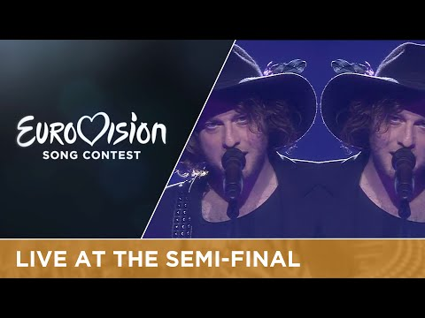 Nika Kocharov and Young Georgian Lolitaz - Midnight Gold (Georgia) Live at Semi-Final 2