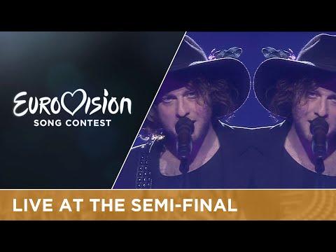 Nika Kocharov and Young Georgian Lolitaz - Midnight Gold (Georgia) Live at Semi-Final 2