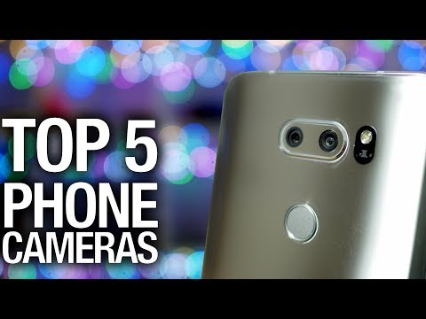 Top 5 Smartphone Cameras Of 2017!   Pocketnow