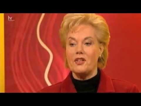 BdV-Präsidentin Erika Steinbach im Sonntagsgespräch des Hessischen Rundfunks (HR)