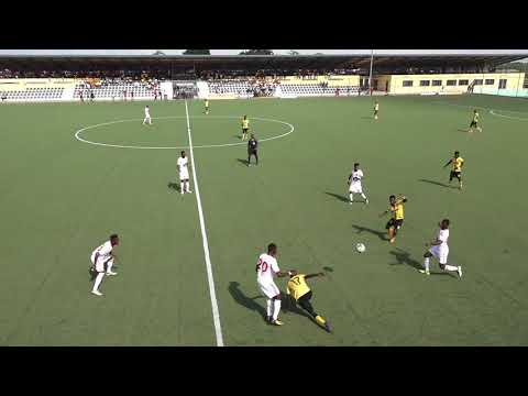 WAFA SC: FULL MATCH OF WAFA SC VS ASHGOLD FC IN THE 2017/2018 GHANA PREMIER LEAGUE.