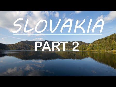 SLOVAKIA TATRA Mt  2018 PART 2