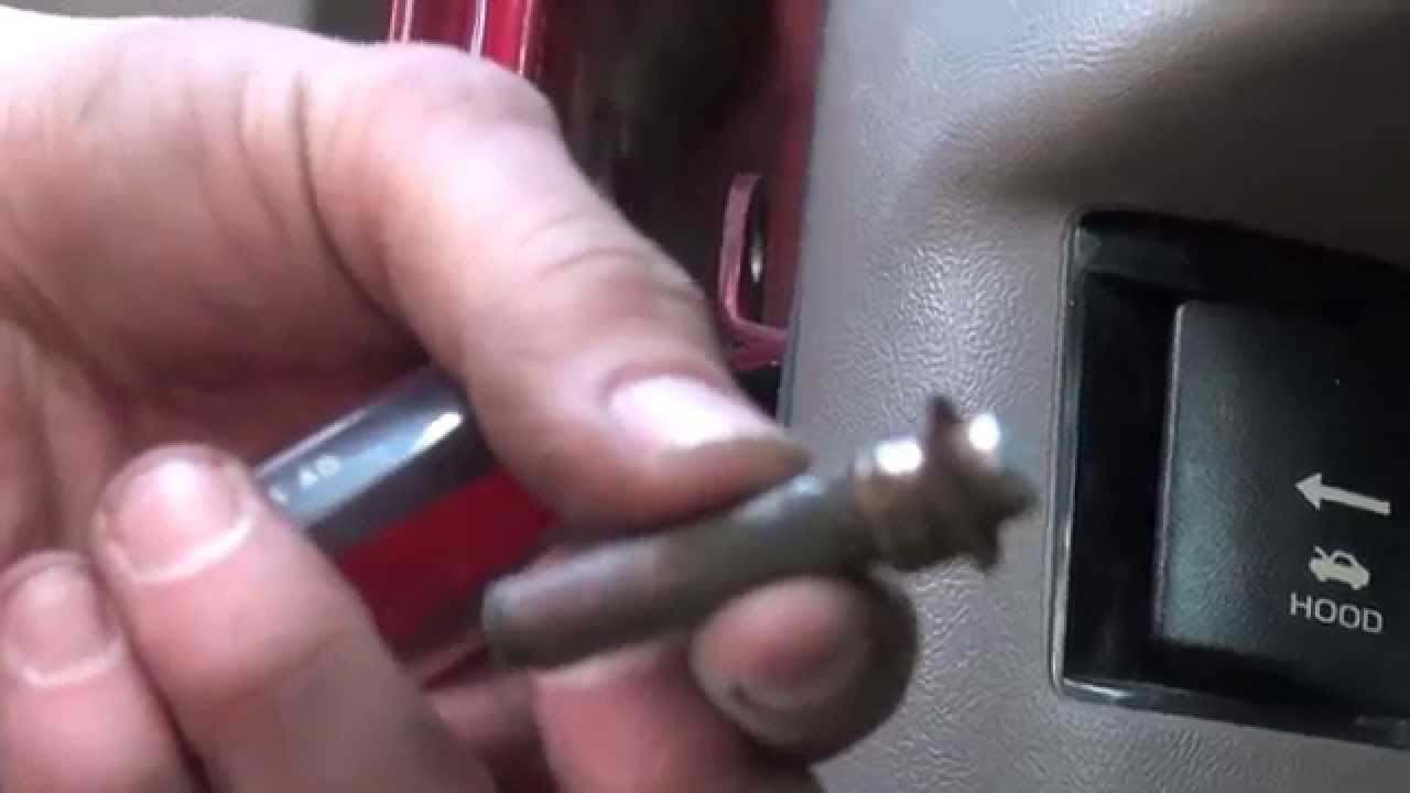 Replacing Door Hinge Pin Youtube