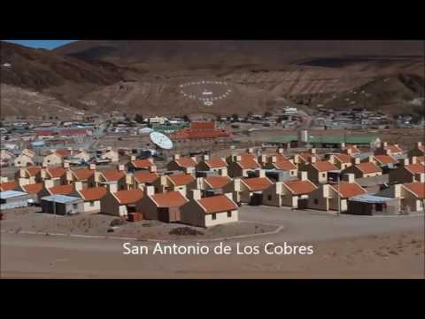 Salta-Jujuy Dia 1 Salinas San Antonio Cuesta de Lipan. Argentina Travel