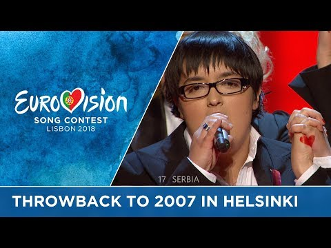 #ThrowbackThursday to 10 years ago: The 2007 Eurovision Song Contest in Helsinki