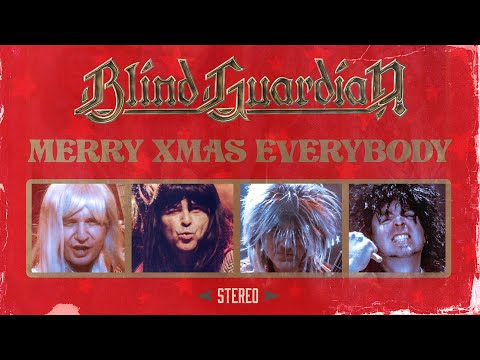 BLIND GUARDIAN - Merry Xmas Everybody (OFFICIAL MUSIC VIDEO)