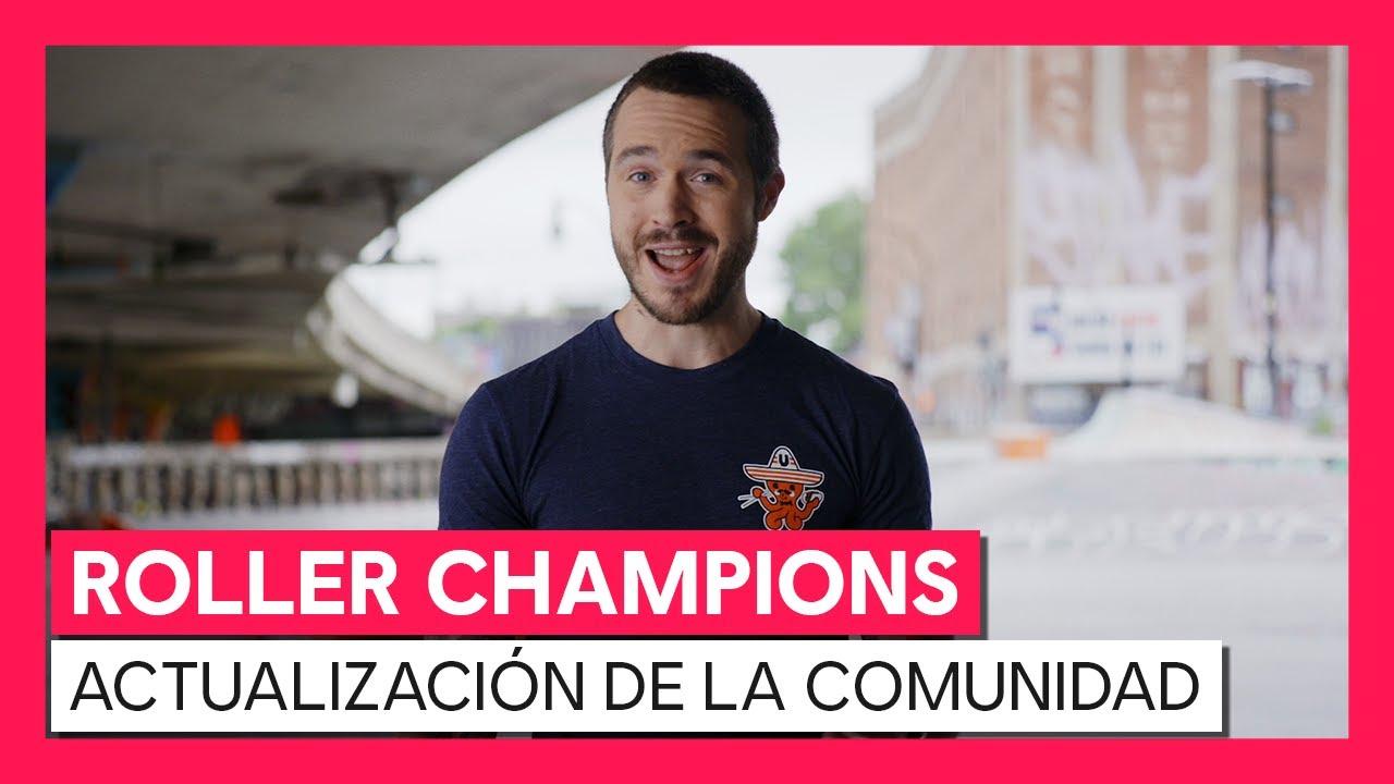 ROLLER CHAMPIONS - Actualización de la Comunidad | Ubisoft Forward