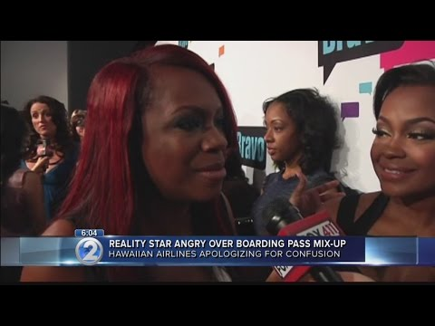 Hawaiian Airlines apologizes for confusion over reality star's ticket