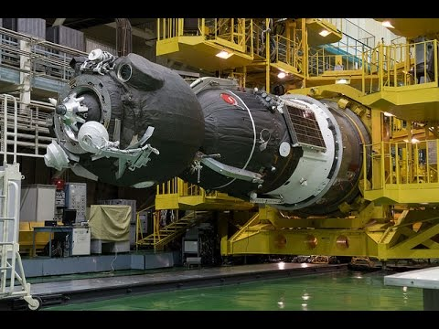 Soyuz MS-04 Construction, Testing and Integration