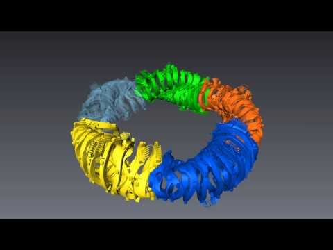 The stellarator concept for a fusion device_2