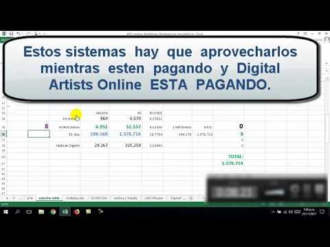 Digital Artists Online Español