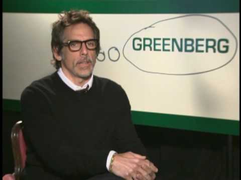 Ben Stiller Interview for GREENBERG