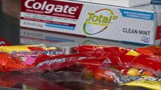 Halloween Candy with Bright Side Dental