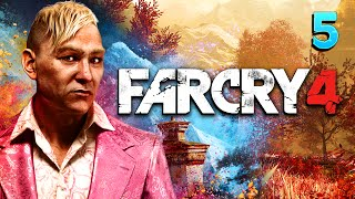 FARCRY 4: Infamous Honey Badger Ep.5