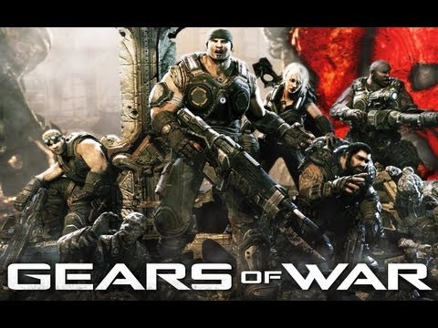 Gears of War: The Complete Saga (Gears of War, GOW 2, GOW 3, Judgement, Raam's Shadow, Dark Corners)