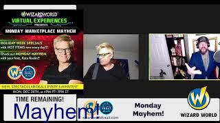 MONDAY MARKETPLACE MAYHEM | MON, DEC 28TH | 4PM PT, 7PM ET