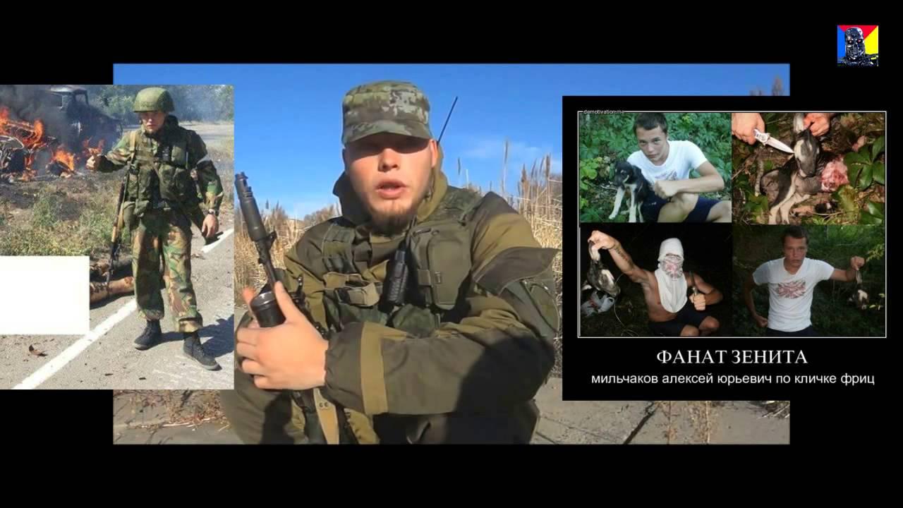Укропы насобирали компромат на собаколюбивого командира ДШРГ «Русич» Мильчакова