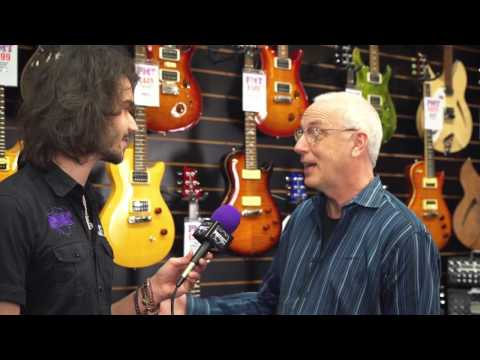 Paul Reed Smith of PRS Guitars Interview
