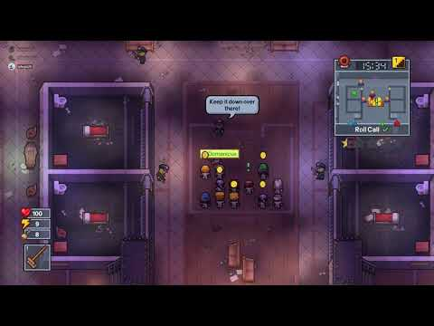 The Escapists 2: Wicked Ward Ep 1 |
