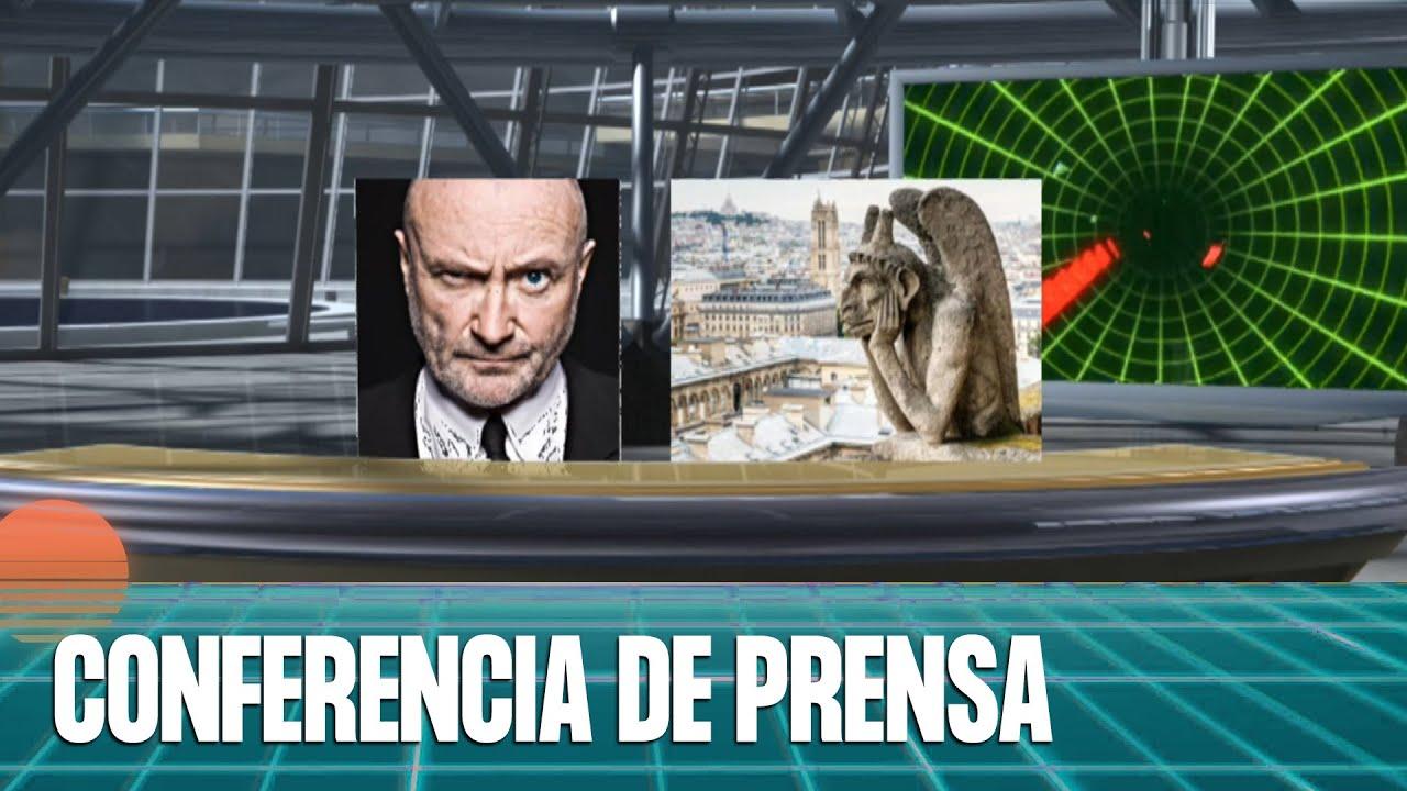 CONFERENCIA DE PRENSA CON ALBERTO Y TUTI TUTEISH A FONDO