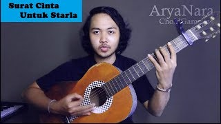 Download Video Chord Gampang (Surat Cinta Untuk Starla - Virgoun) by Arya Nara (Tutorial Gitar) MP3 3GP MP4