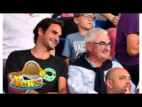 Robert federer proud of son roger federer but also of daughter diana