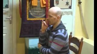 Тибетское очистительное дыхание