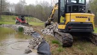 repairing-an-eroded-pond-dam