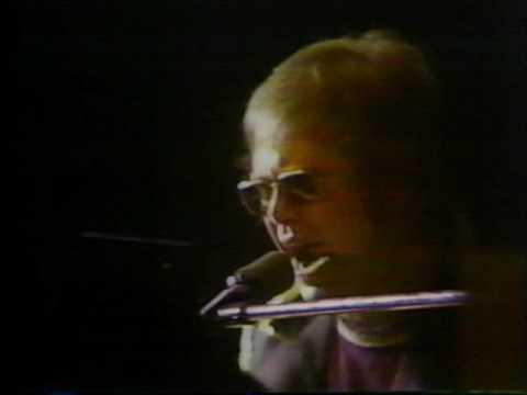 """Elton John """"Honky Tonk Woman"""" Santa Monica 11-15-1970"""