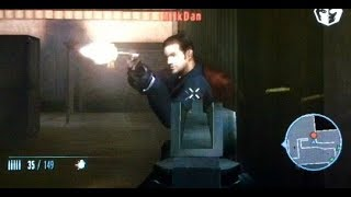 Goldeneye 007 Wii online gameplay at station. #671.
